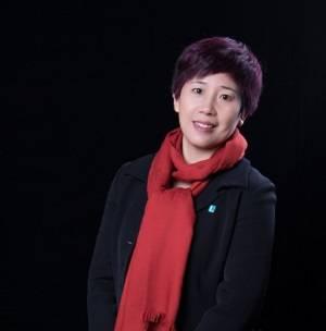 蓝凌软件 CEO 徐霞