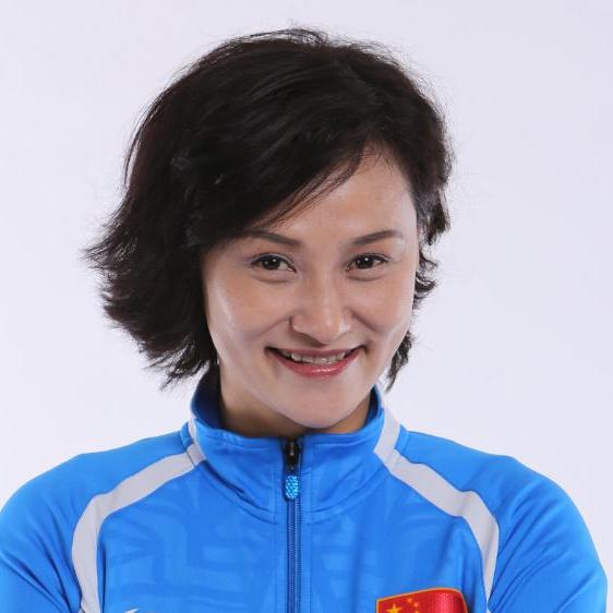 跳水女皇 北京星能公益基金会发起人 高敏
