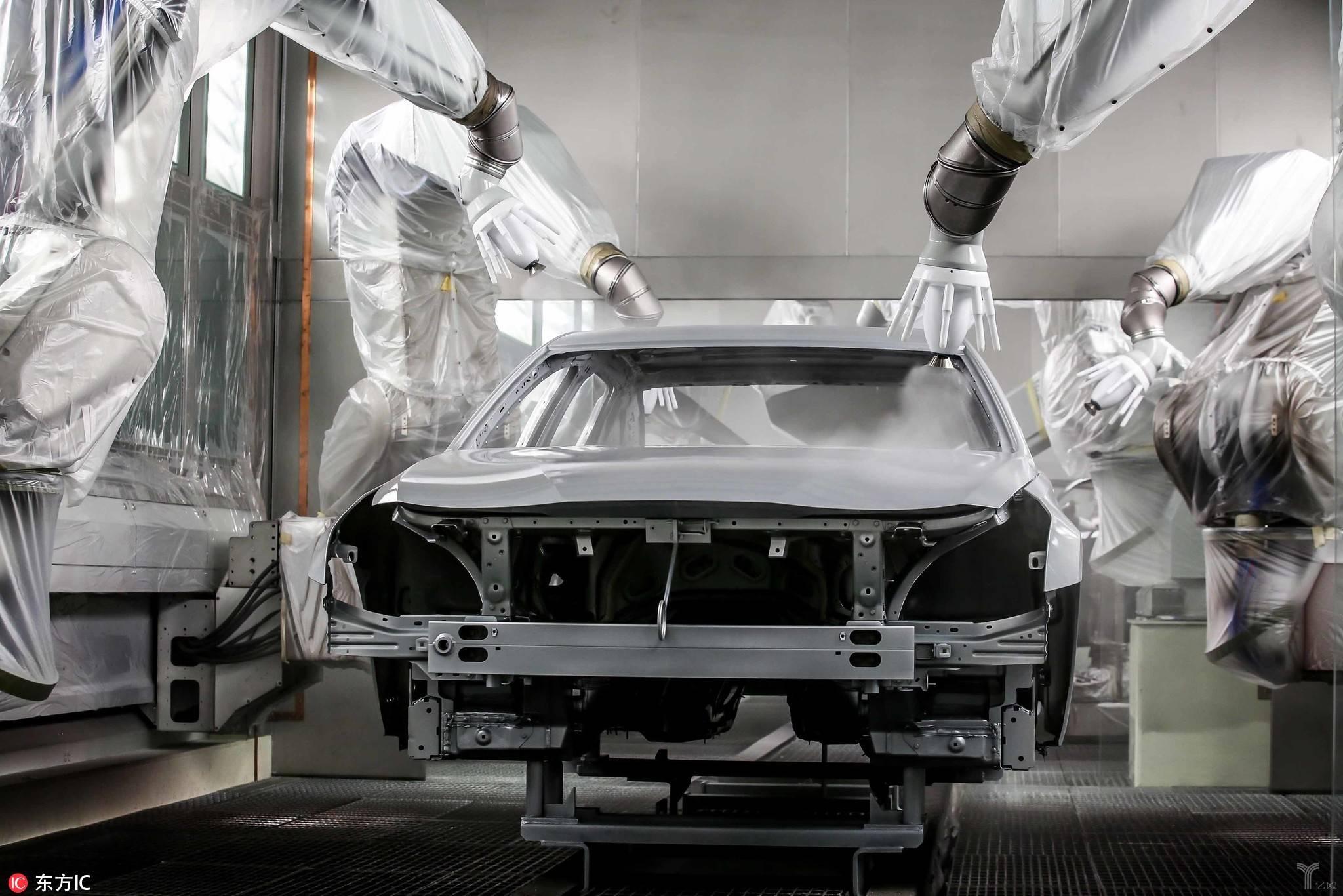 从全新平台、铝车身和碳纤维看纯电动汽车的工艺革命丨科创新能源专题