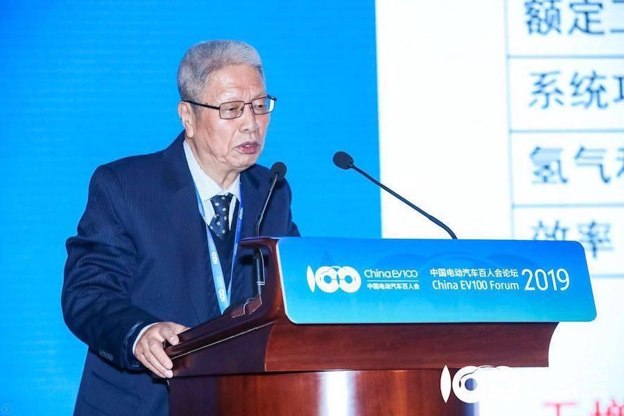 中国工程院院士衣宝廉:预计国内明年将建成100座左右加氢站