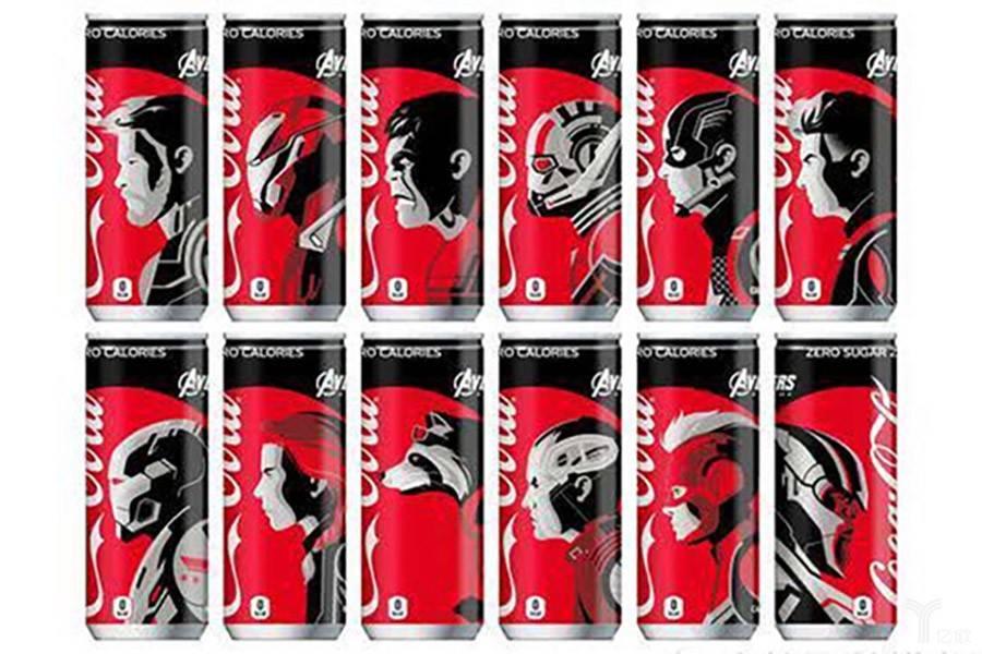 《复联4》要来了,可口可乐、五芳斋推合作款,品牌主们准备好了吗?