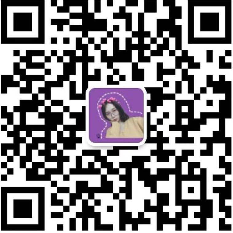 曹宇琦的微信二维码