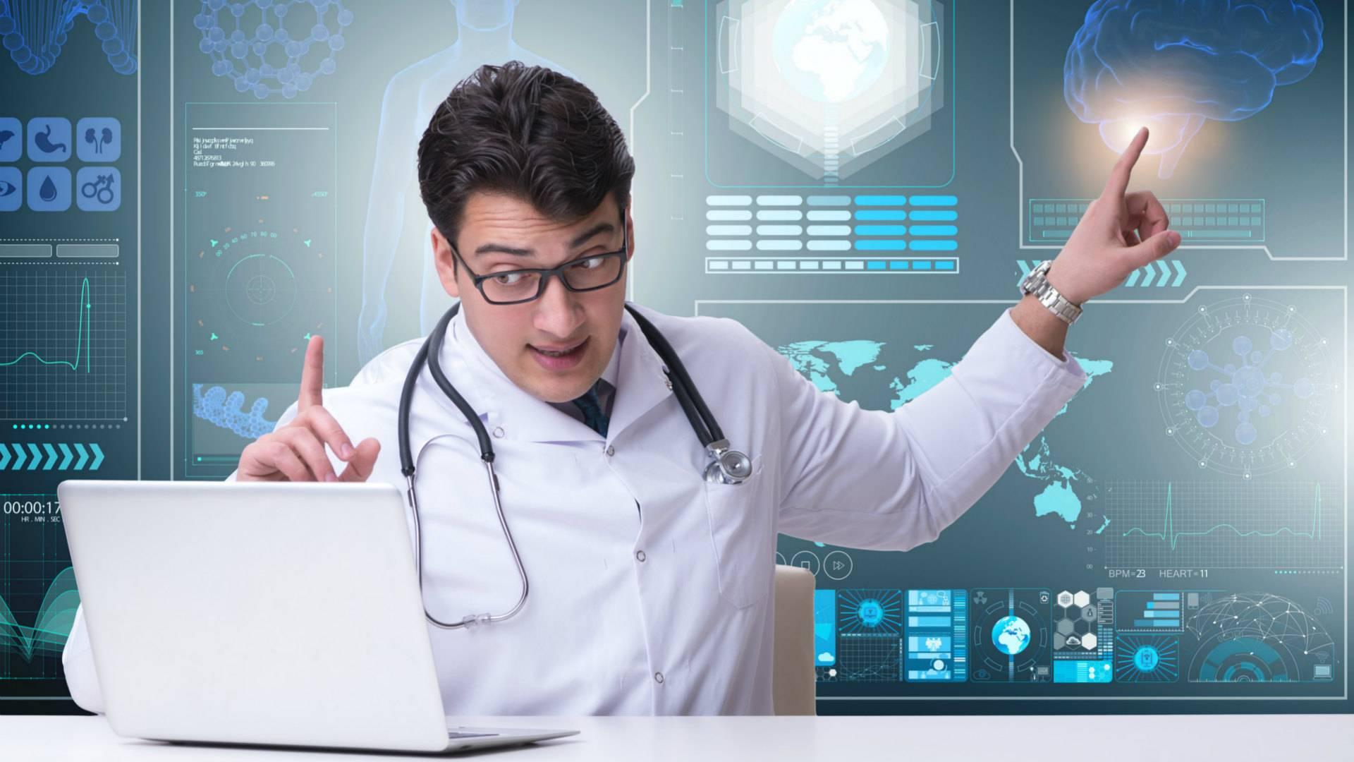 2019中国医疗人工智能市场研究报告