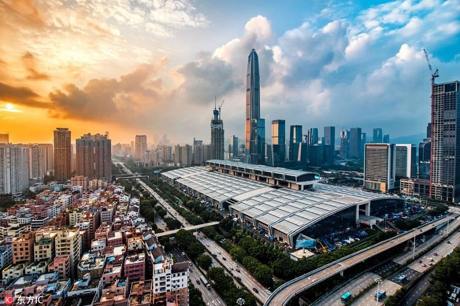 深圳,智慧城市硬核玩家