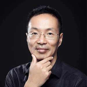 前海信息 董事长兼CEO 王界兵