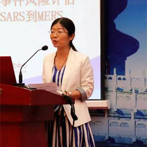 国家卫计委卫生发展研究中心 公共卫生与风险投制中心主任 郝晓宁