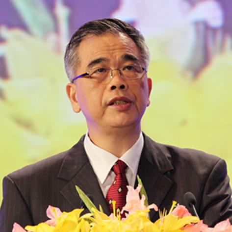 中国互联网金融协会 会长 李东荣
