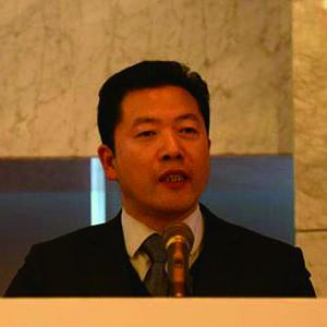 中国金融信息中心 董事长 叶国标
