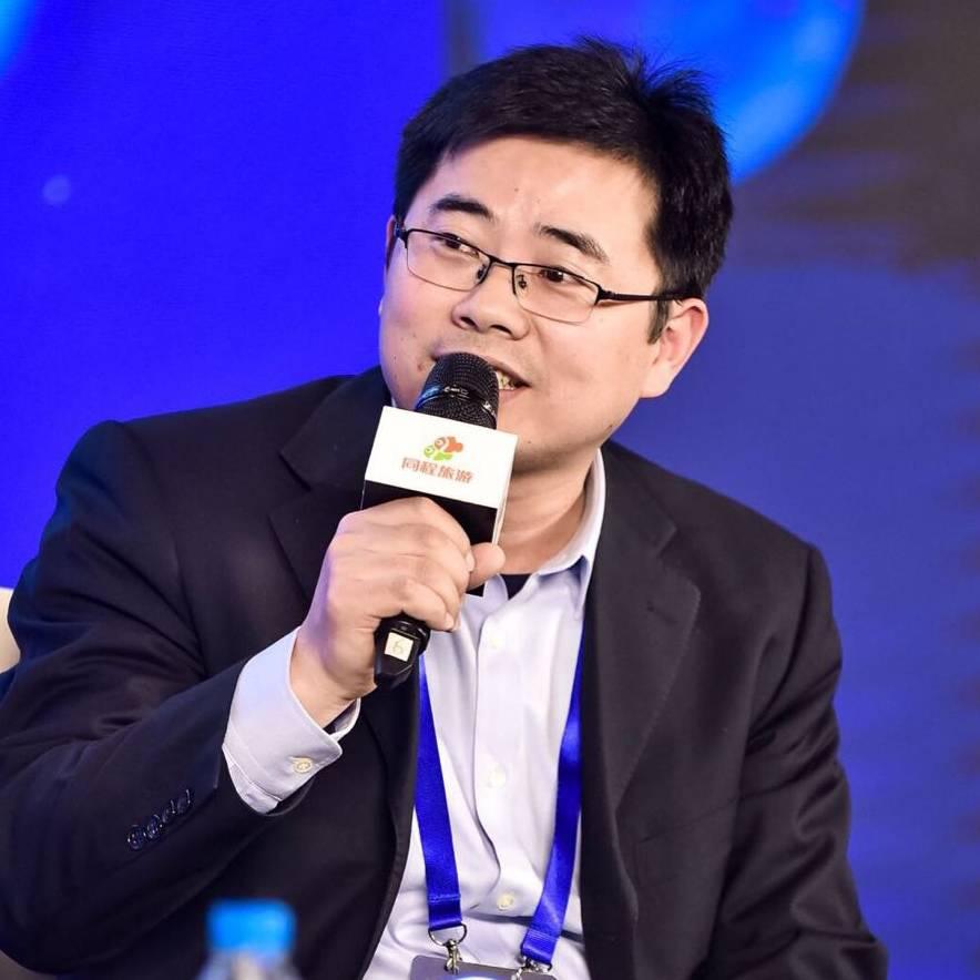 太一云科技 副总裁&战略研究院执行院长 甘国华