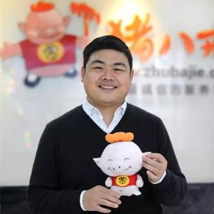 猪八戒网 CEO 朱明跃