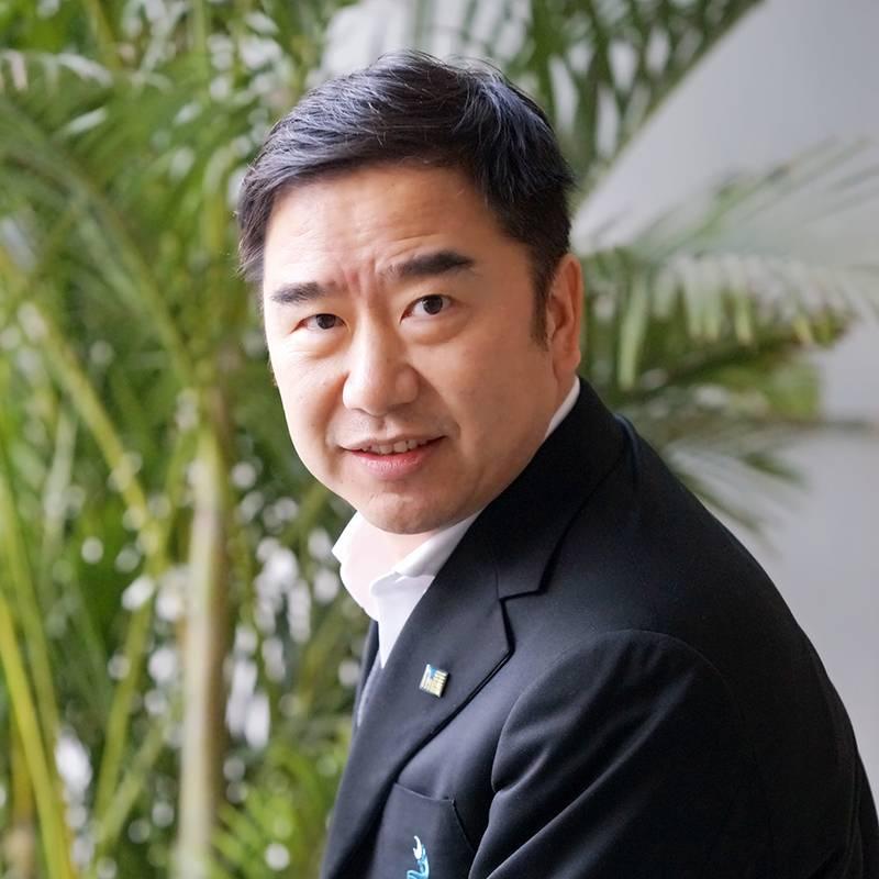 银信商通 西北狼协会会长 傅桦