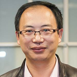 上海大学 教授 骆祥峰