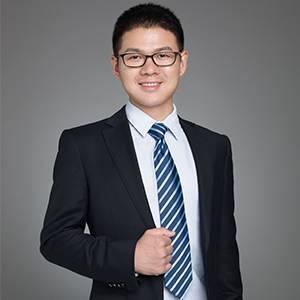 公信宝 CEO 黄敏强