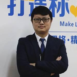 普罗格 副总经理 张磊