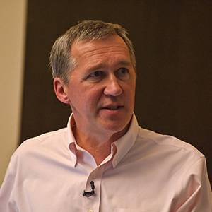 卡耐基梅隆大學 計算機科學學院機器學習系主任 Tom Mitchell