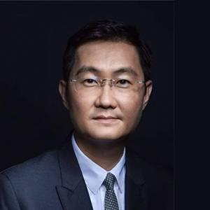马化腾 CEO