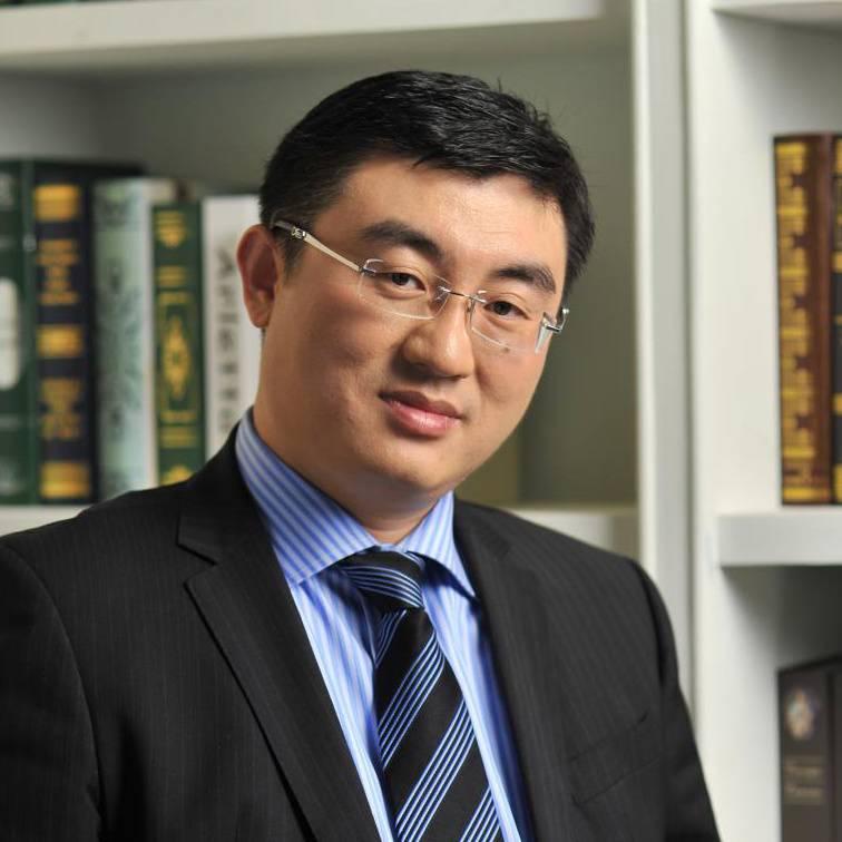 深蘭科技 創始人兼CEO 陳海波