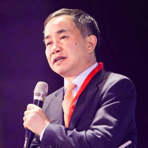 耶鲁大学终身教授 陈志武