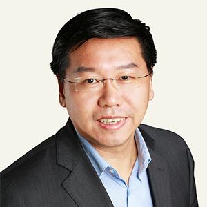 景驰科技 副总裁 张力