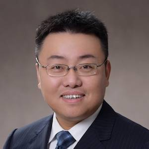 眼控科技 董事、副总经理 黄宇