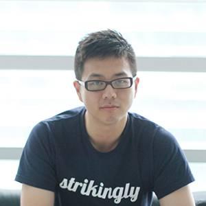 上线了 CEO 陈海沙