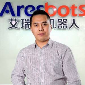 旷视艾瑞思 总经理 彭广平