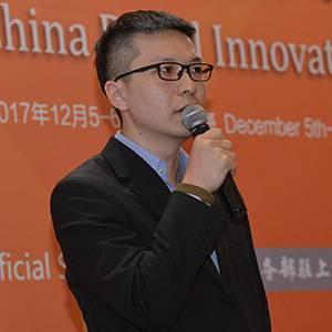心怡科技集团 副总裁 倪天宏