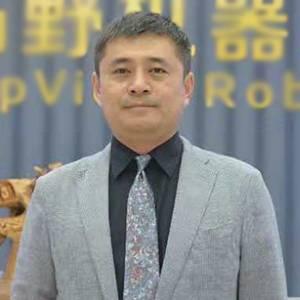 拓野机器人 副总裁 傅毅刚