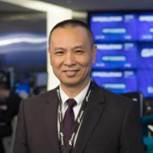 国双科技 首席技术官 刘激扬