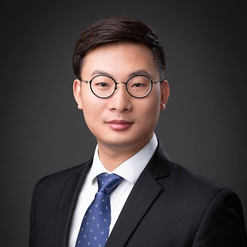 辉腾科技金融 执行总裁 叶阳