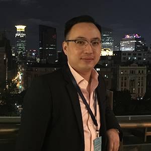 热璞科技 高级副总裁 李威震