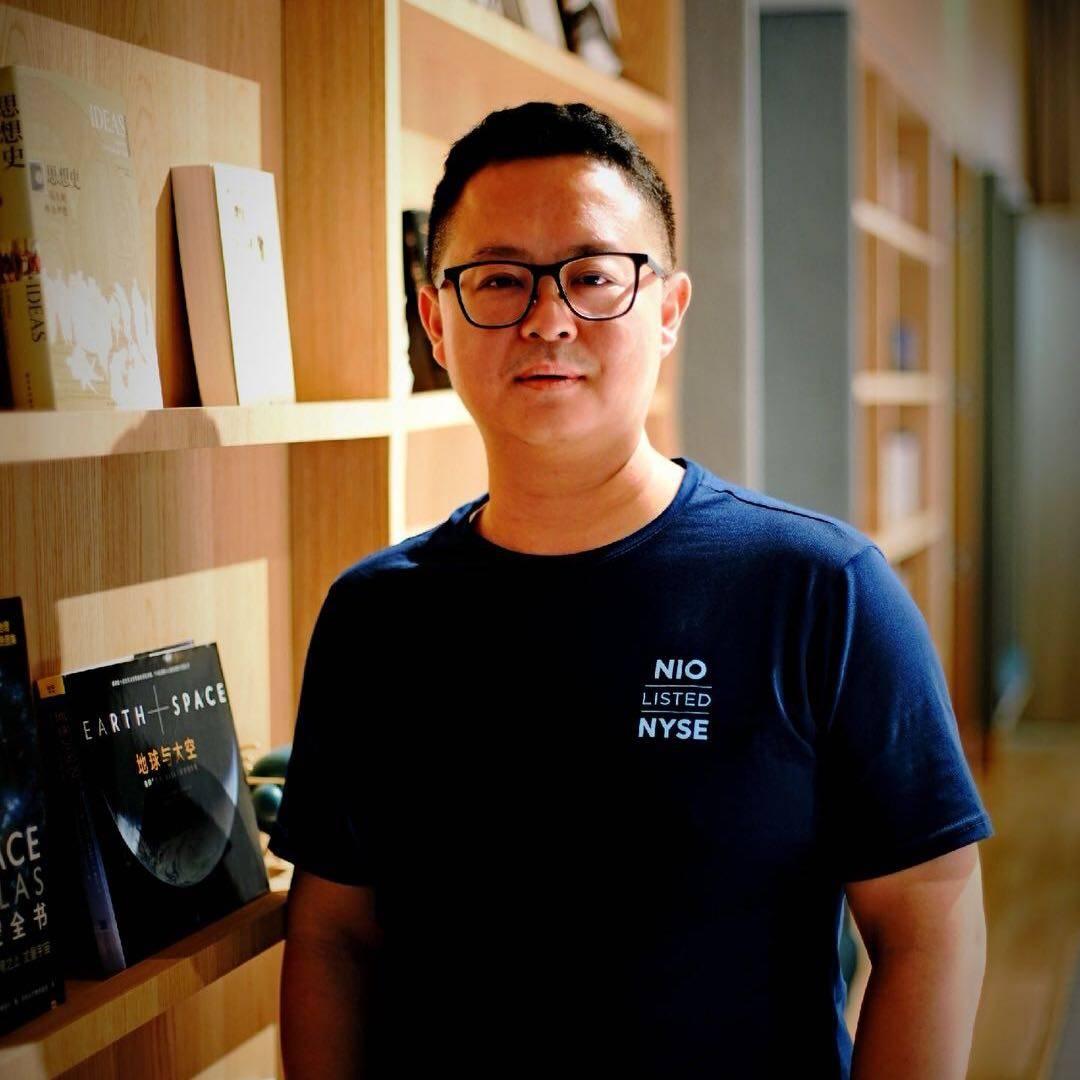 蔚来 西安区域公司总经理 侯晓亮
