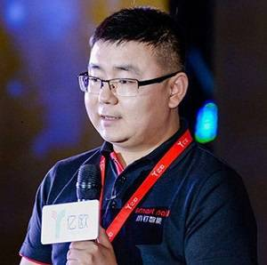 小钉智能 联合创始人兼首席产品官 郭旭