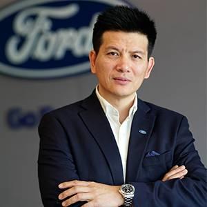 福特中国 信息技术、移动出行平台及产品副总裁 侯新海