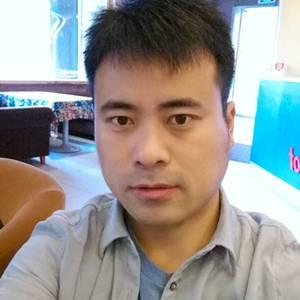 口碑 快乐柠檬智慧门店项目负责人 郭浩荡