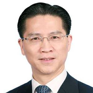 全国政协常委 、民建中央副主席、上海市政协副主席 周汉民