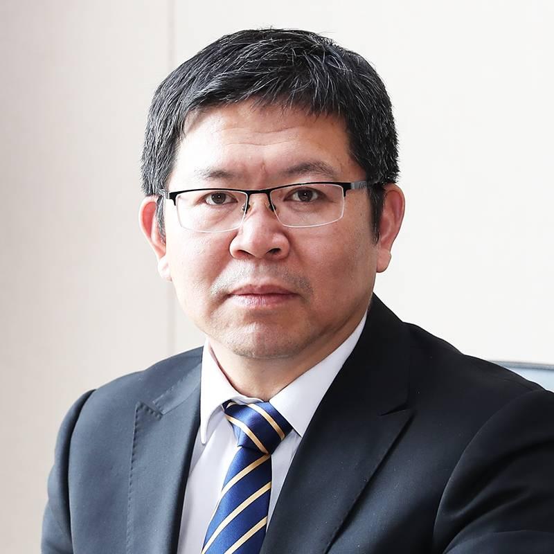 亿联银行 行长助理兼首席信息官 邹帮山