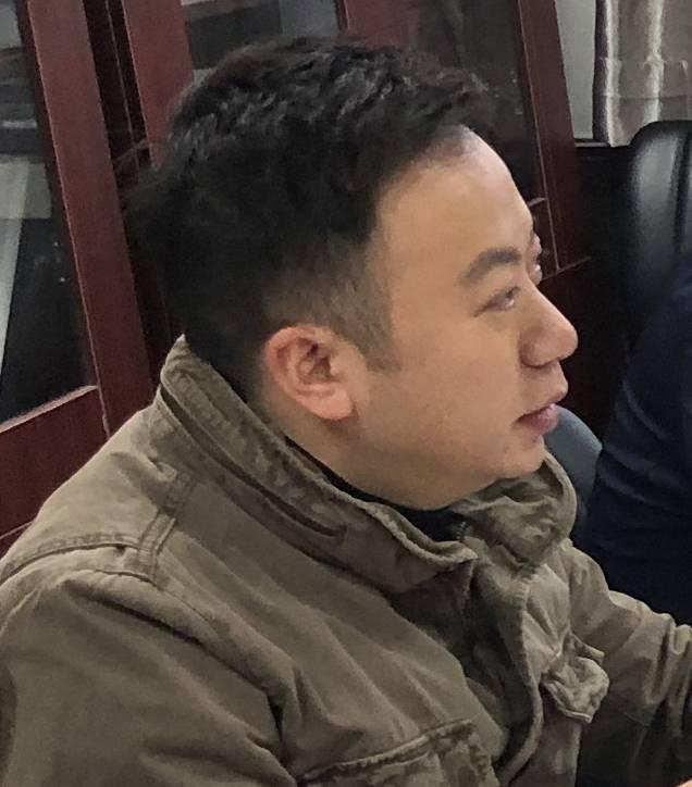 贵阳招商局 局长 董政