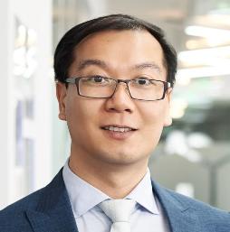 GSK Consumer Healthcare 中國研發中心合作創新副總監 張錦彬 博士