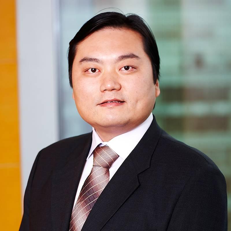 花旗银行 现金管理产品主管 陈海俊