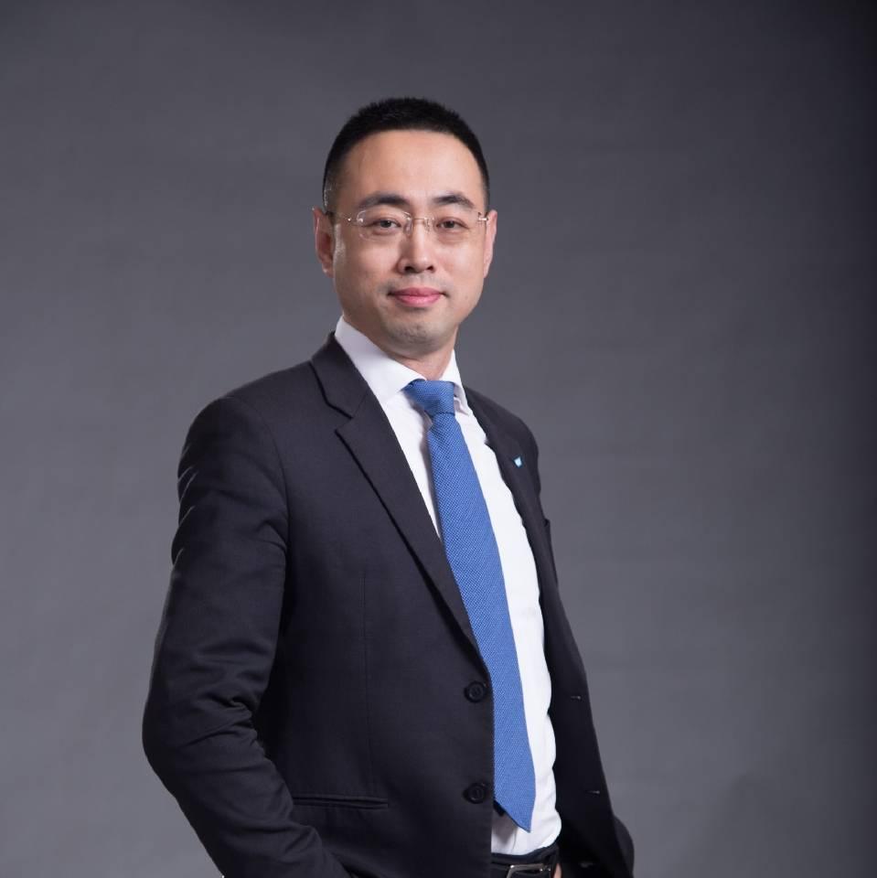 SAP 中乐彩彩票区高级副总裁 董志刚
