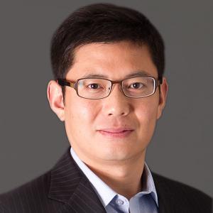 软银中国资本 执行副总裁 赵理