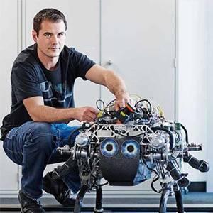 瑞士苏黎世联邦理工学院机器人系统实验室 负责人 Marco Hutter