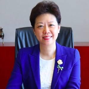 怡亚通 副总裁 李倩仪