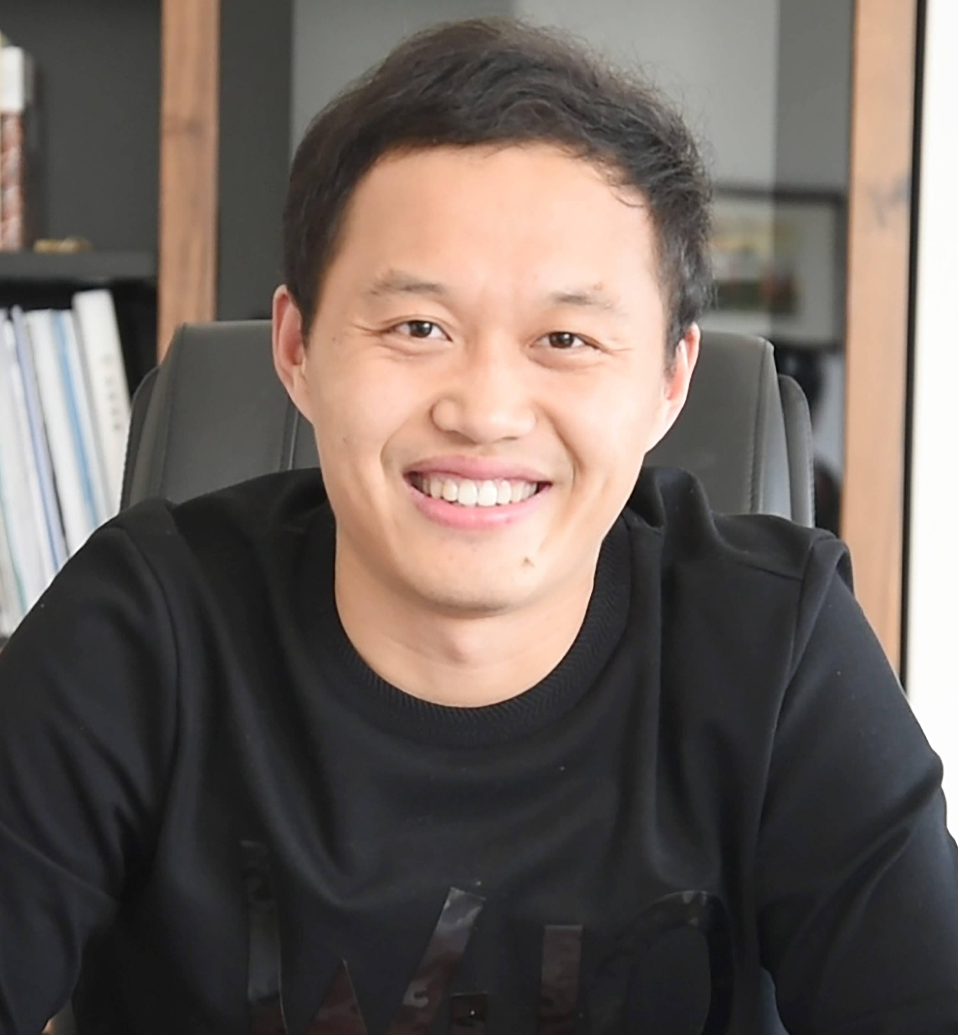 越疆科技 创始人 刘培超