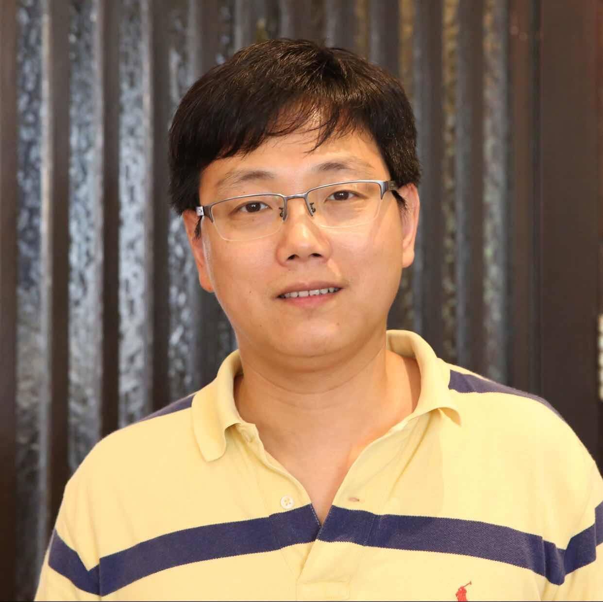 合創資本 副總裁 林恩峰