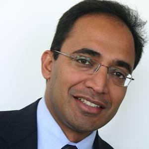 IBM Watson 全球健康事业部副总裁 Alok Gupta