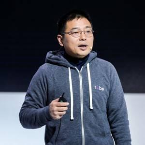 企业微信 产品部总经理  卢青伟