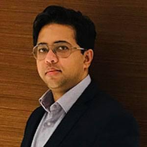 Tookitaki 创始人兼CEO Abhishek Chatterjee