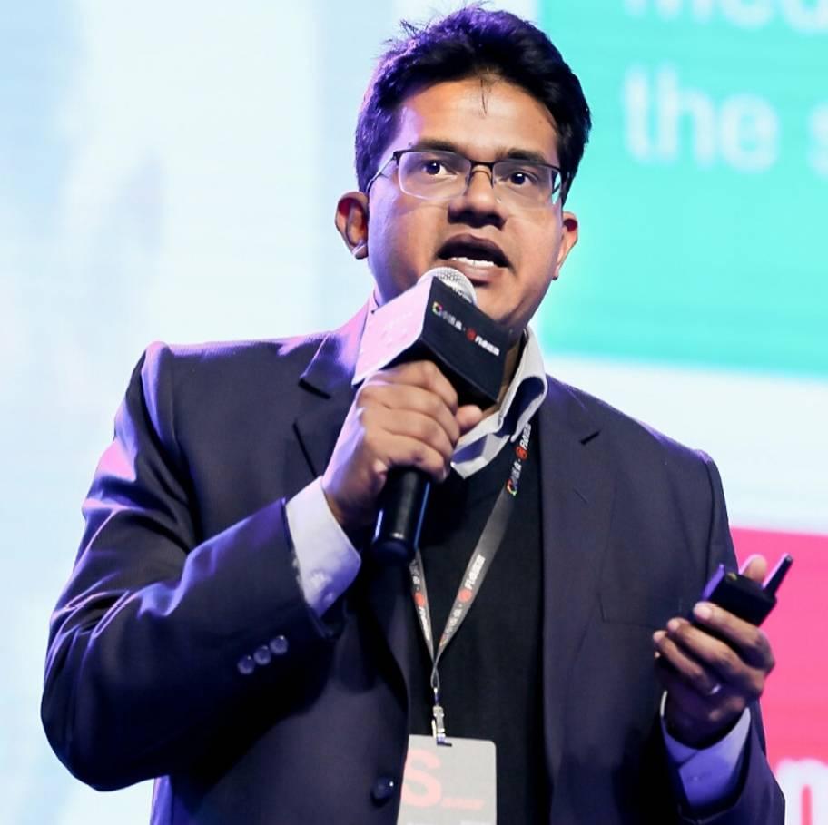 KrazyBee Co-Founder&CEO Madhusudan Ekambaram